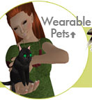 Check out The LOLO Wearable Pets!